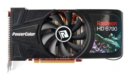 Powercolor radeon Graphics Cards